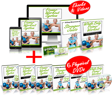 Primer Workout System - DVDs (EFISP)