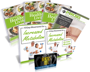14-Day Metabolism Booster Quick Start Program - Digital Download (EFISP)