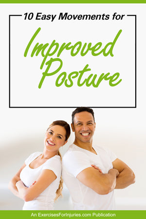 10 Easy Movements for Improved Posture (EFISP)
