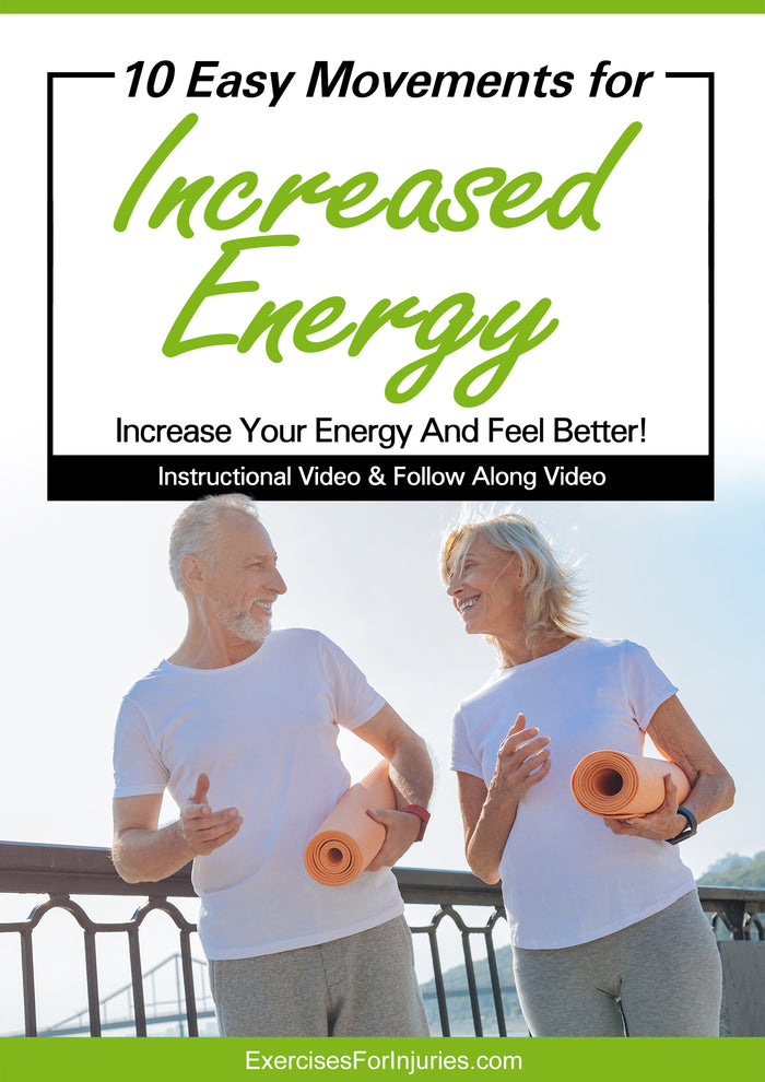 10 Easy Movements for Increased Energy (EFISP)