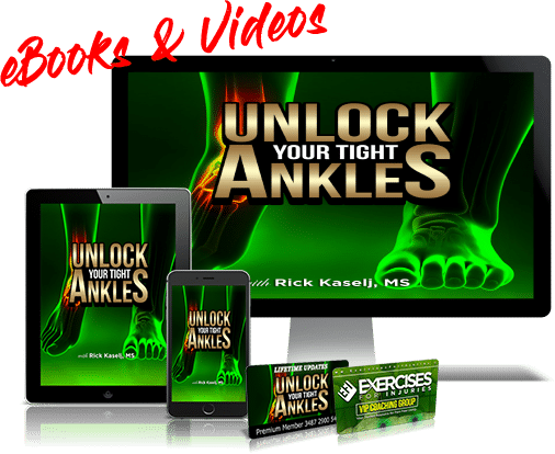 Unlock Your Tight Ankles - Digital Download