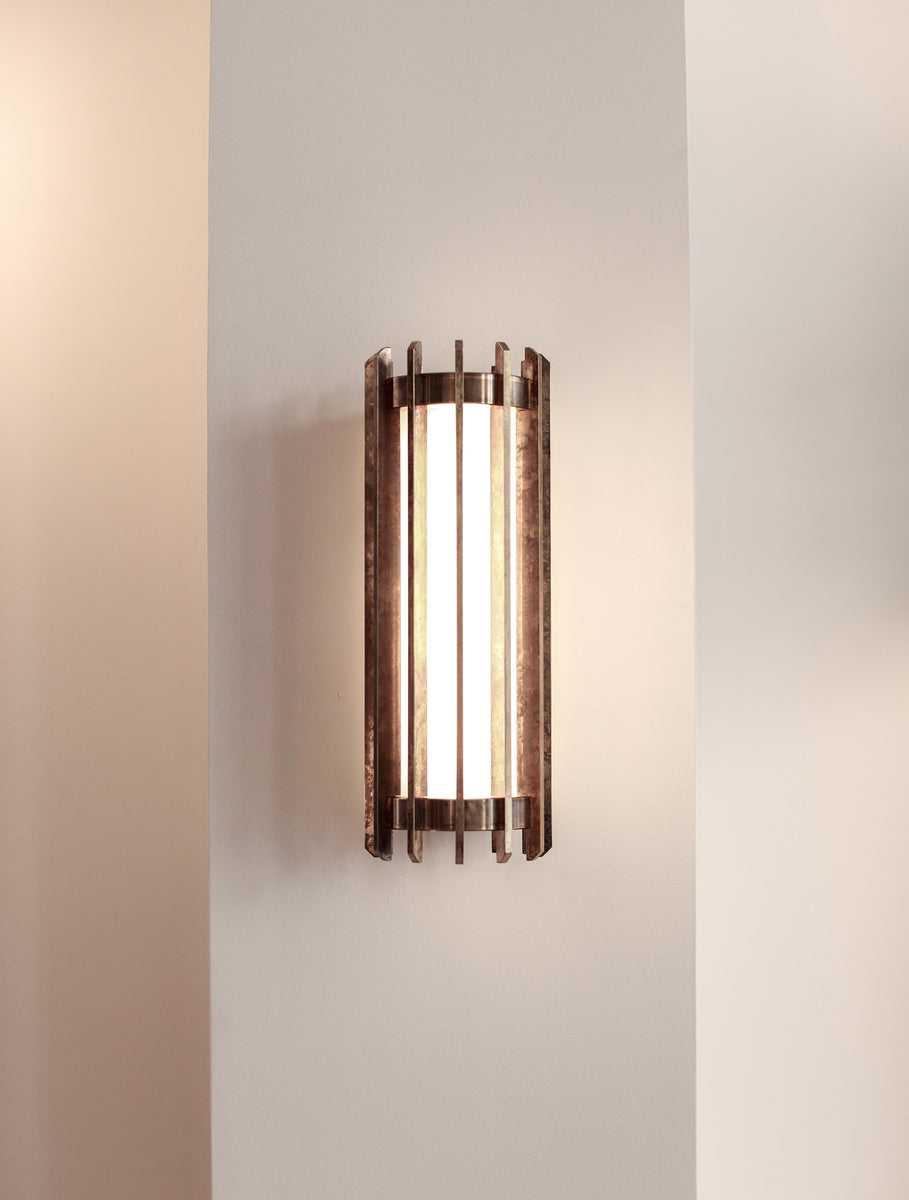 Cathedral Sconce 12""