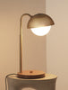 Dome Table Lamp Perforated