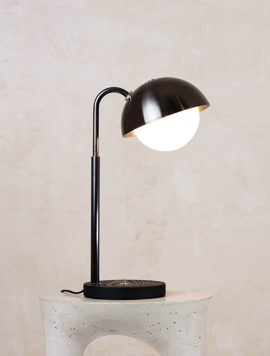 Superieur Dome Table Lamp