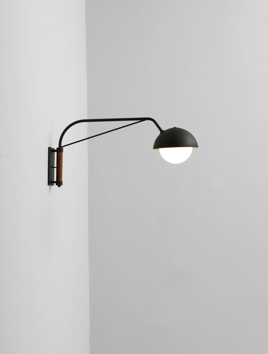 Dome Wall Lamp