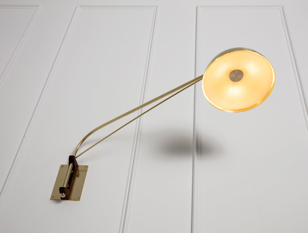 Half Dome Wall Lamp