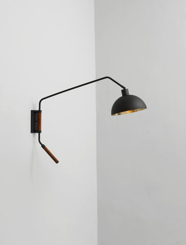 Arc Wall Lamp 33""