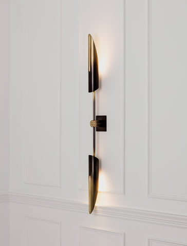Voyager 17 Dual Sconce