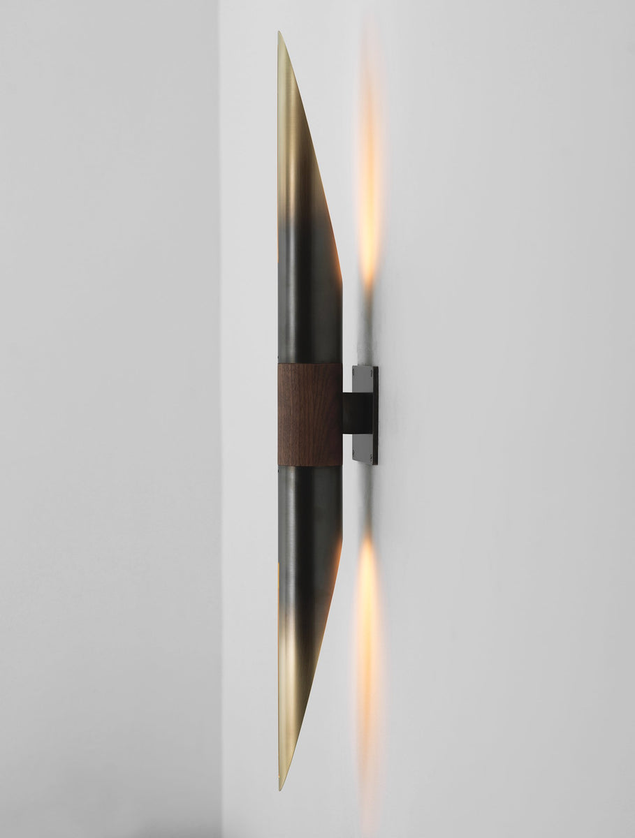"Voyager 33"" Sconce"