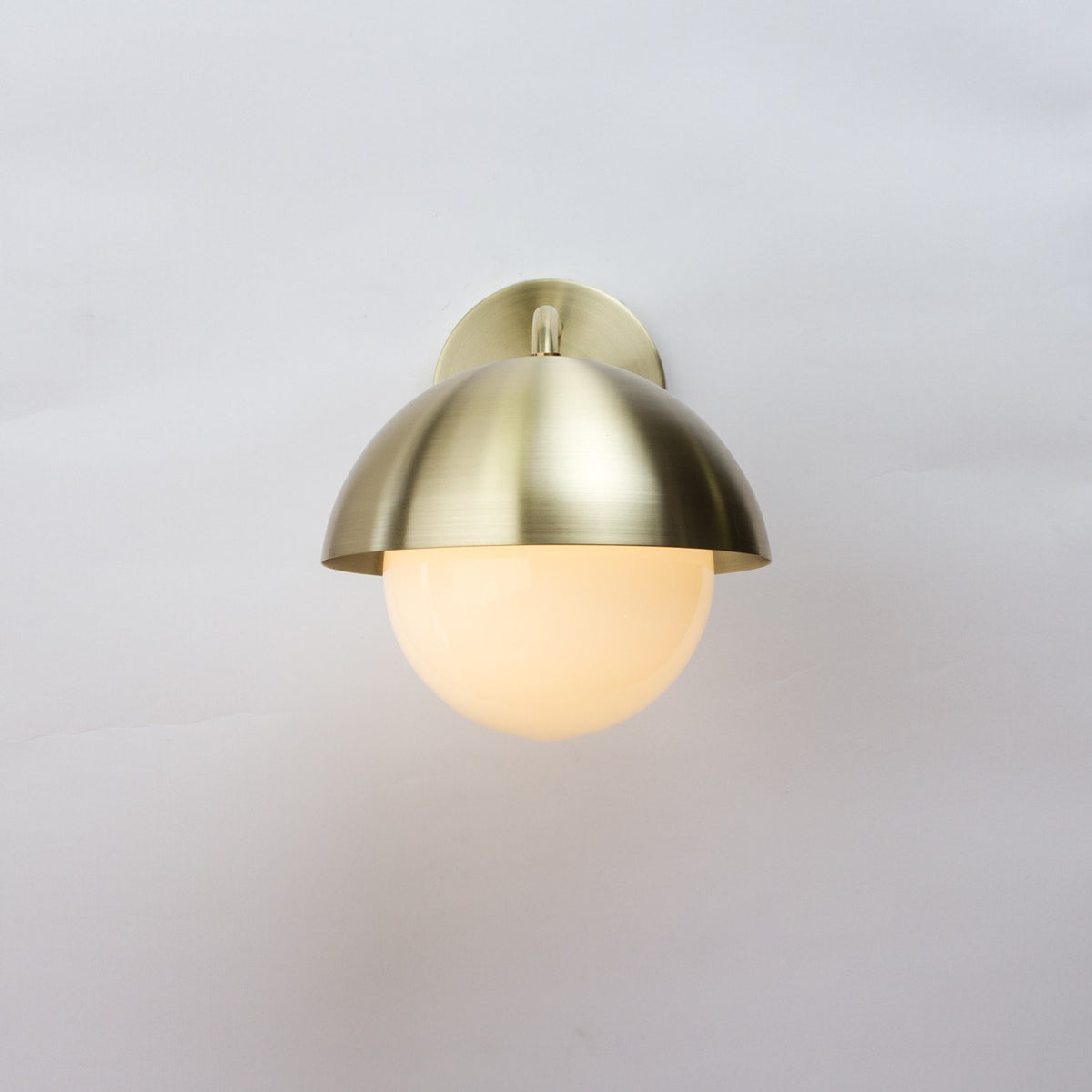 Dome Sconce