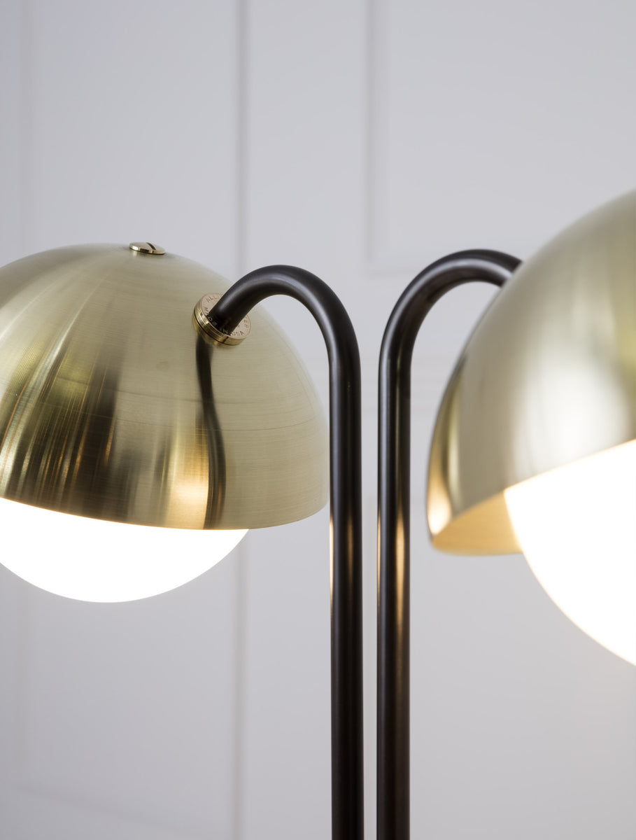Double Dome Table Lamp