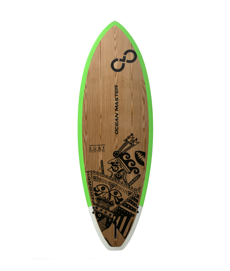 "8'0"" SURF WOOD - Ocean Master SUP"