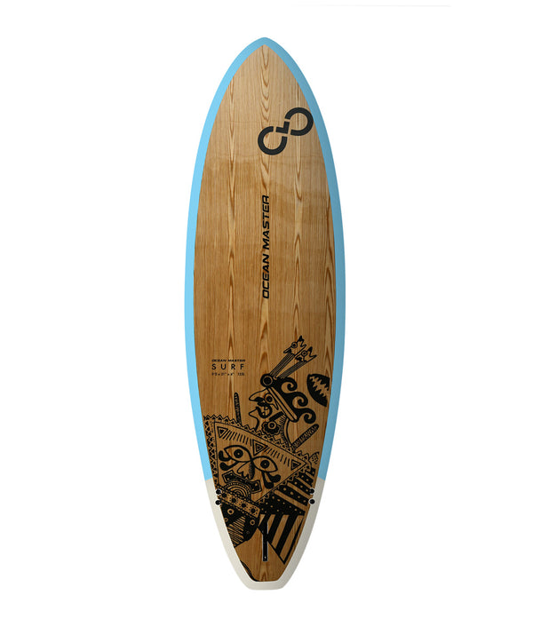 "9'0"" SURF WOOD - Ocean Master SUP"