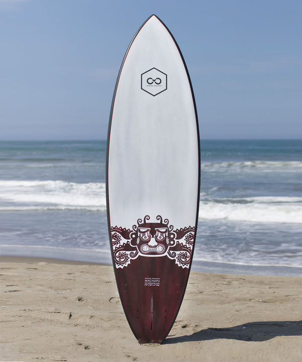 Machapu Full Carbon - Ocean Master SUP