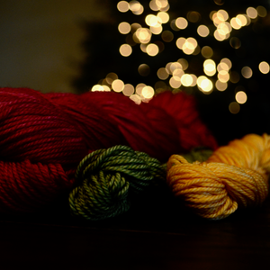 Sock Kit: Merry Little Christmas