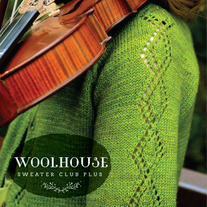 Woolhouse Sweater Club Plus