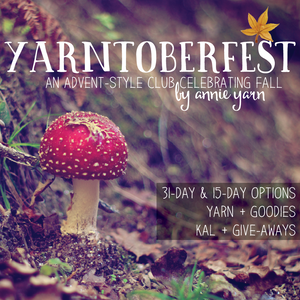 Yarntoberfest: an advent-style club
