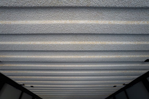 Anti-Condensation-Coated-Ceilings-Portable-Storage-Unit-Wilmington-Shallotte-NC