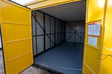 Tie-Down-Hooks-On-All-Portable-Self-Storage-Units-In-Wilmington-Shallotte-NC-2