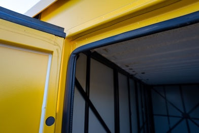 Weather-Stripping-On-All-Portable-Self-Storage-Units-In-Wilmington-Shallotte-NC-2