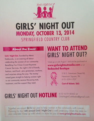 Join us for Girls  Night Out! – Bedazzled Boutique 7c9c99cd034
