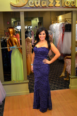 Alicia Vitarelli FYI Philly 6ABC Oscar Gowns Bedazzled boutique