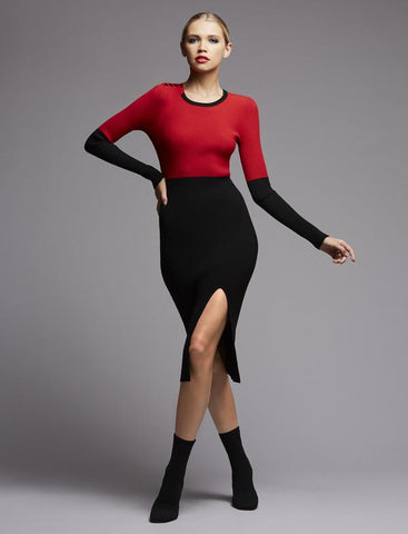 Lenna Sweater Dress