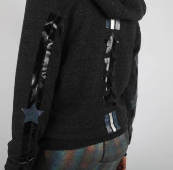Style Reform Grayson Hoodie Stars