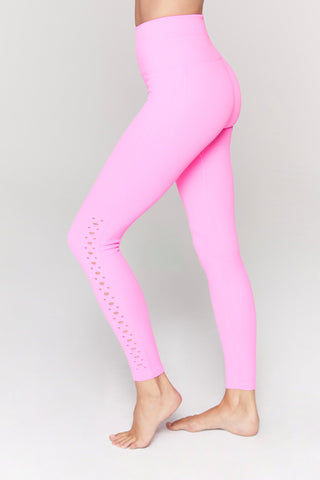 Self Love Legging Hibiscus