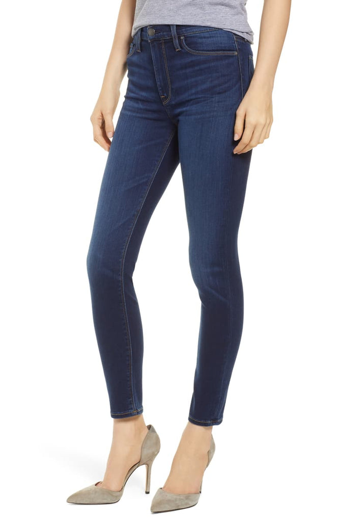 Hudson Barbara High Rise Super Skinny Enhance