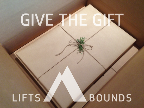 lifts&bounds gift credit