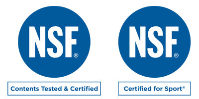 VitaBeard NSF Certified for Sport