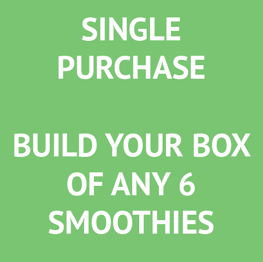 Single Purchase - 6 Smoothies