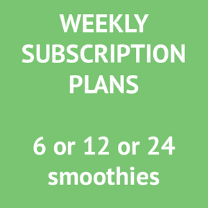 Weekly Subscriptions
