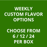 Weekly Subscriptions - Custom Smoothie