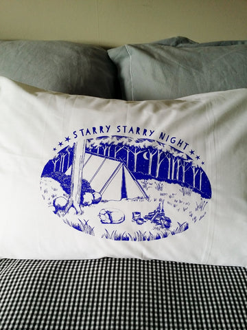 Starry Starry Night Pillow case