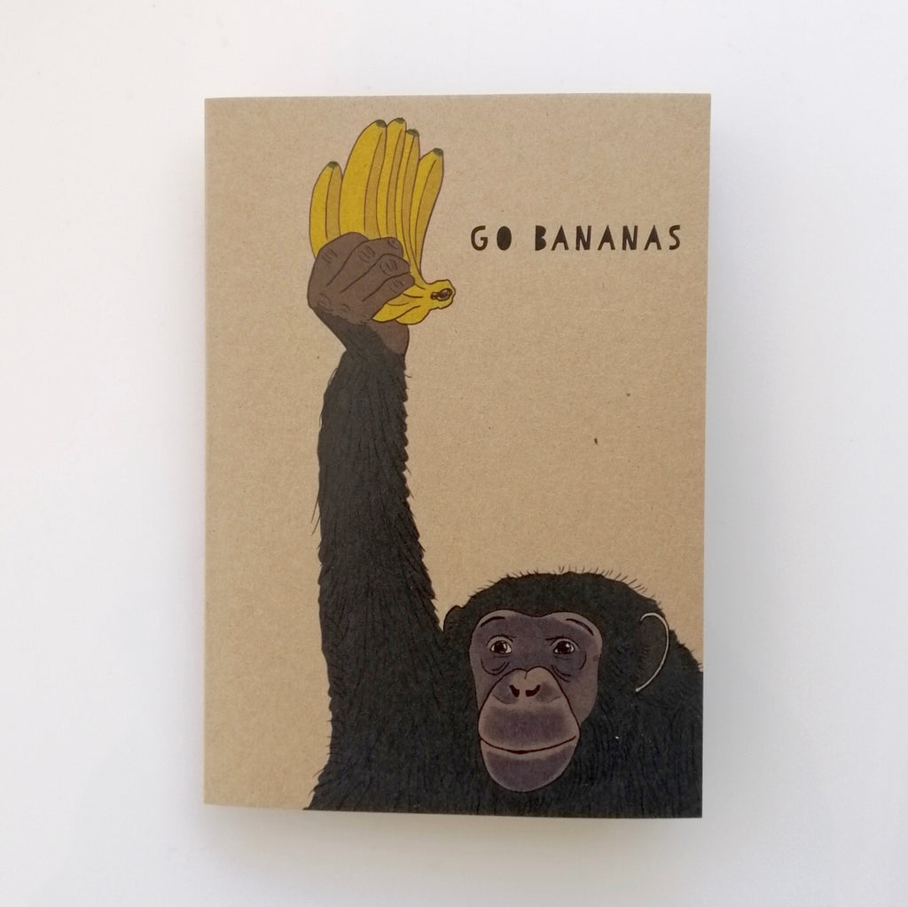 Gift card - Go Bananas