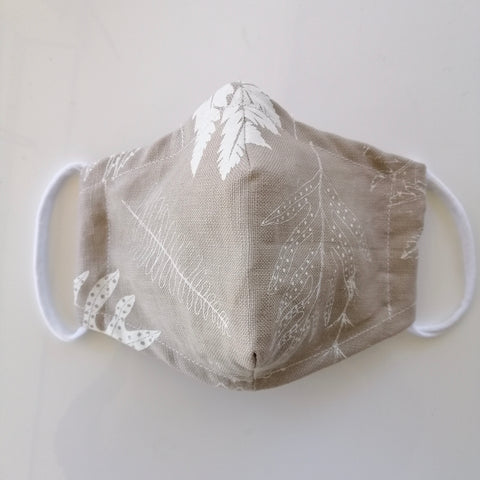 Face masks - linen