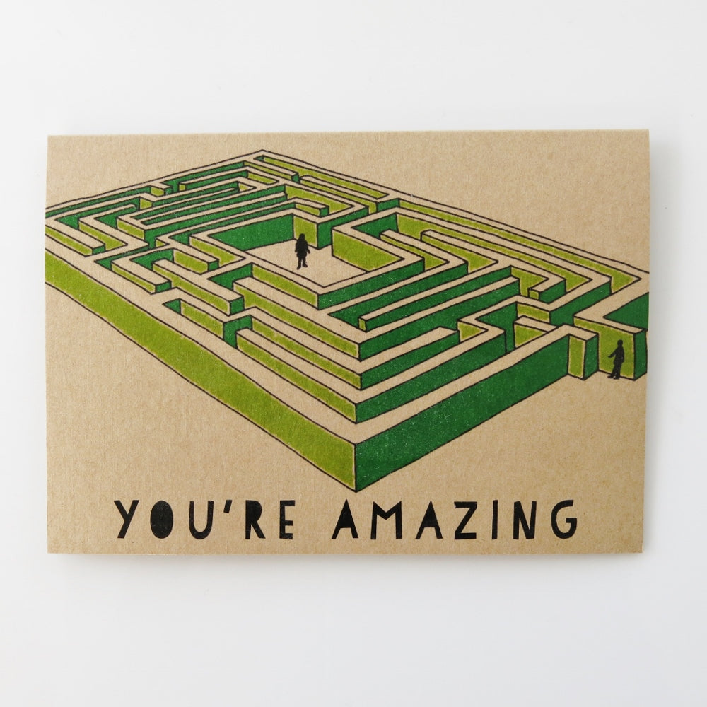 Gift card - You're Amazing