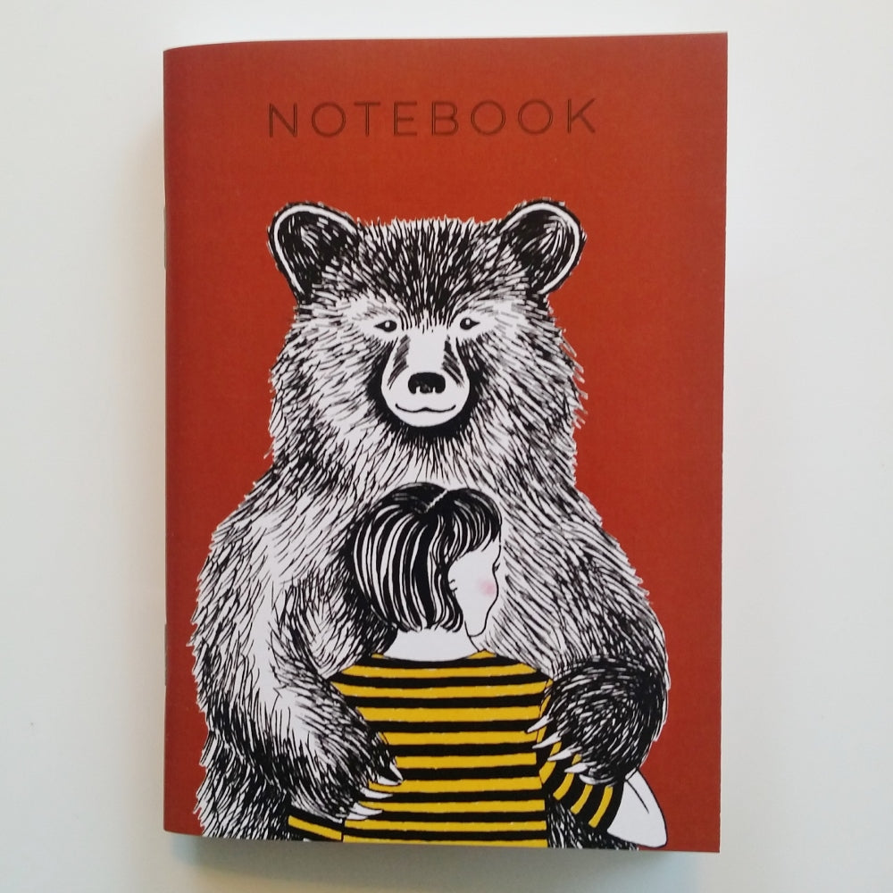 Bear Hug Notebook