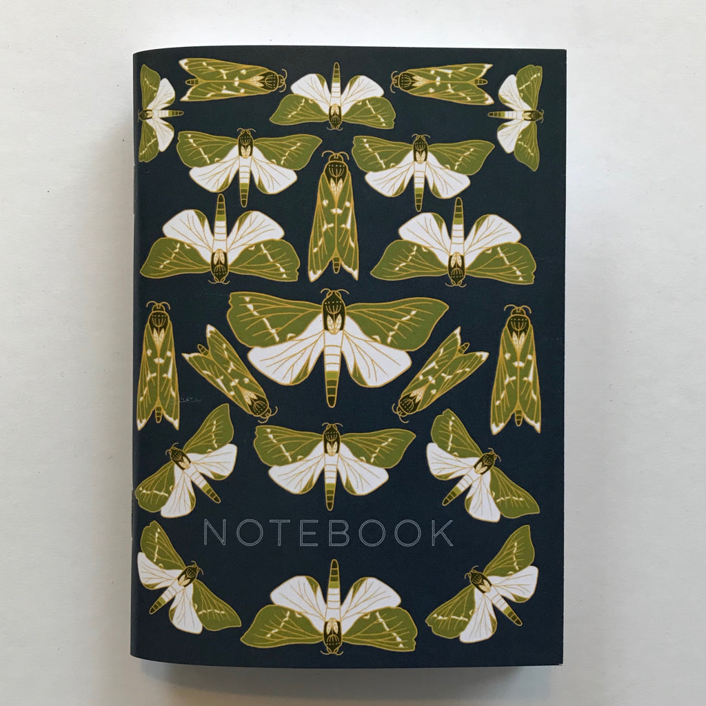 Puriri Moth Notebook