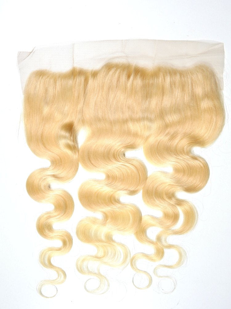 Brazilian Body Wave #613 Blonde Frontal