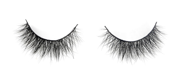 Chloe Mink Lashes #1(thick)