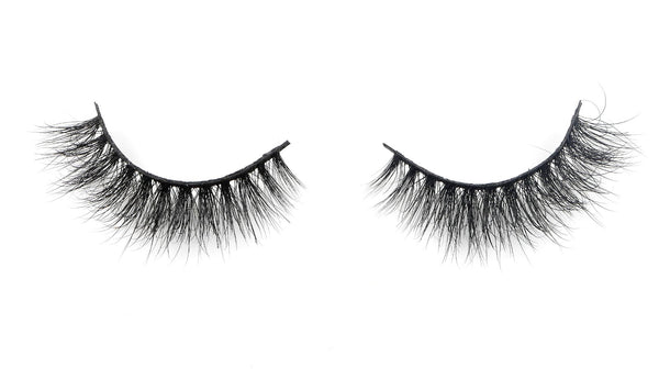 Ella Mink Lashes #3(thick)