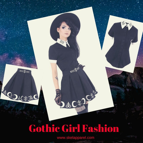 Gothic Girl fashion Collections