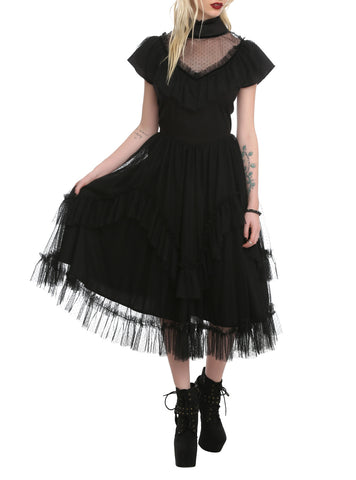 Emo Party Dress
