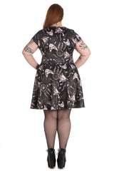 Plus size Gothic Witch Magic dresses