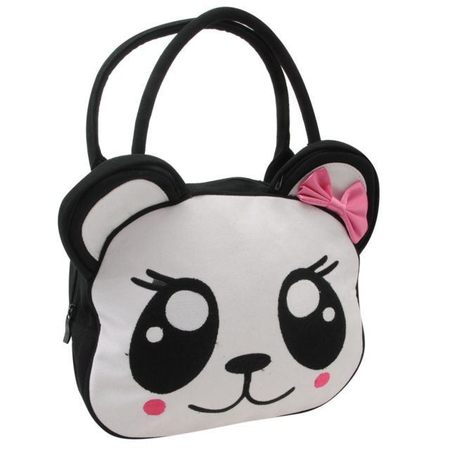 Banned Kawaii Lolita Panda Handbag - Skelapparel