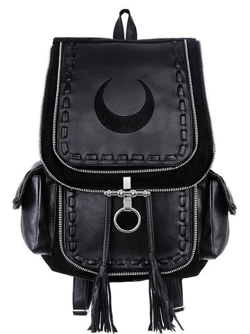 Black moon Occult backpack
