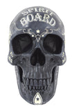 Nemesis Now Spirit Board Ouija Board Paranormal Skull Figurine Skull sculpture